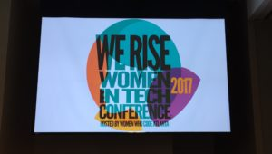 We Rise: Women in Tech Conference